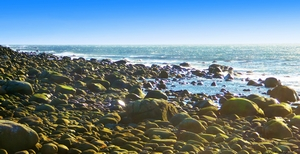Pebble beach a shot by Odd K. Hauge